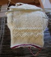 Twined_mitten_in_progress